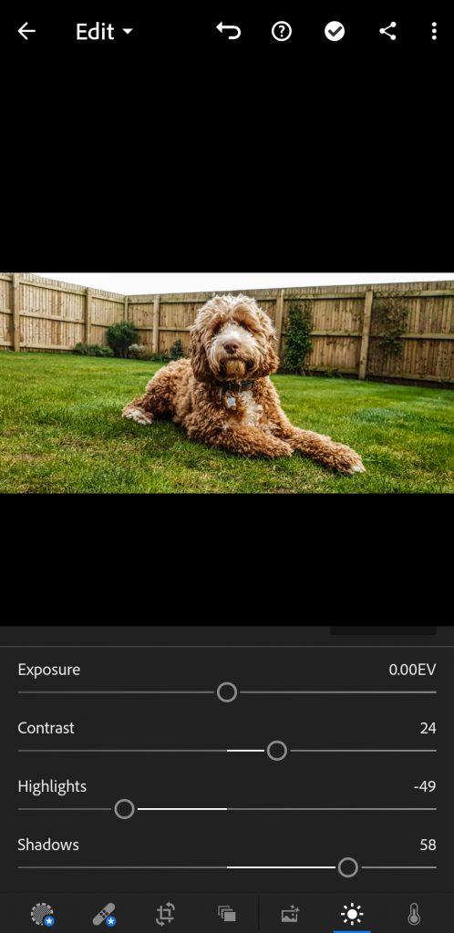 Adobe lightroom mobile resource