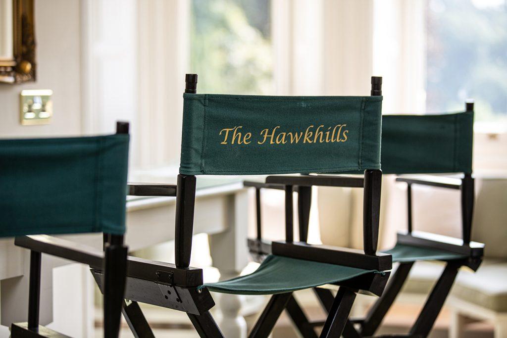 hawkhills directors chair