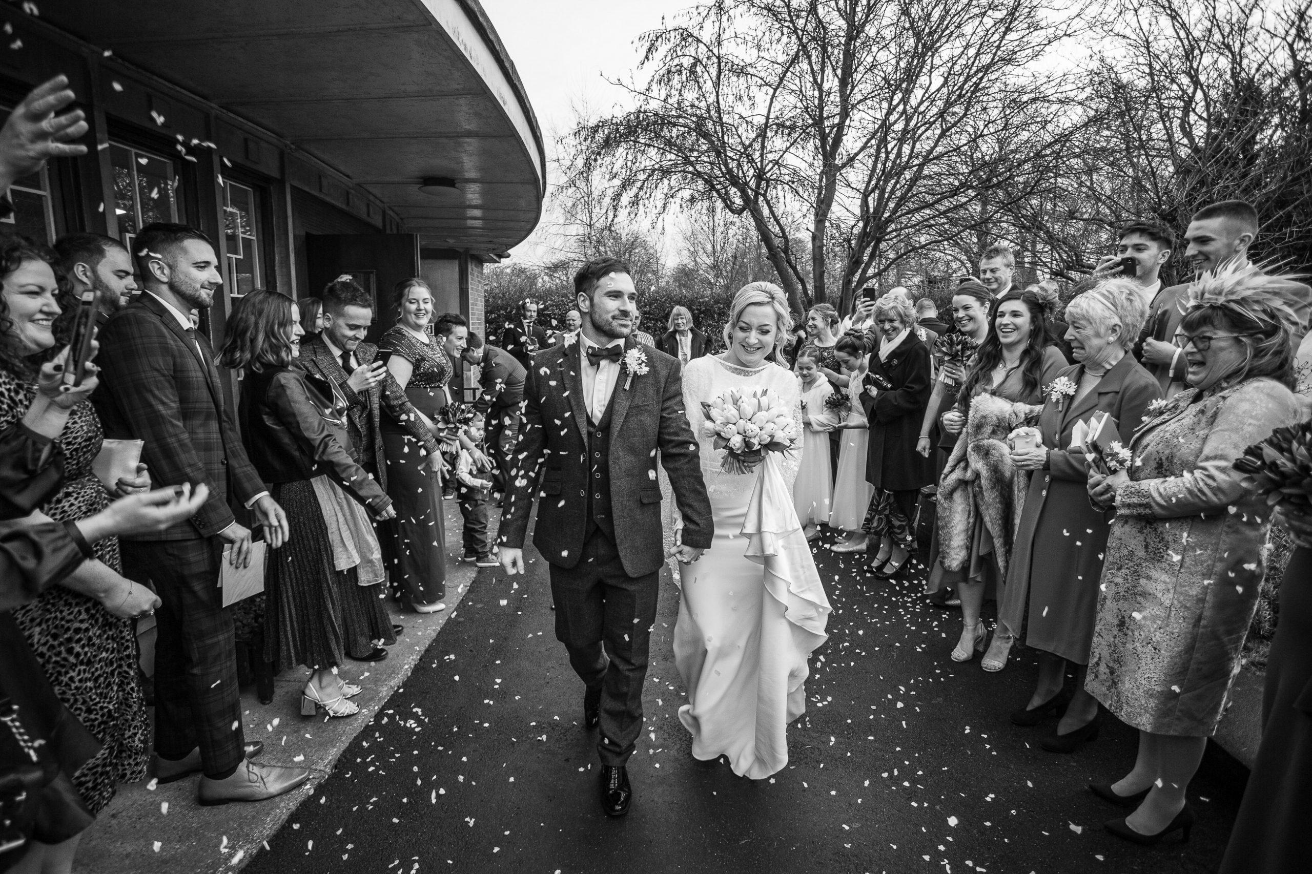 Steph & Cal Wedding