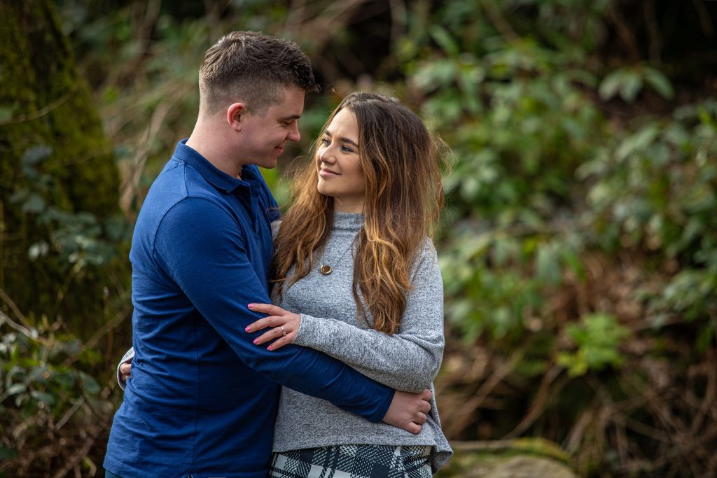 tom and louise engagement photography